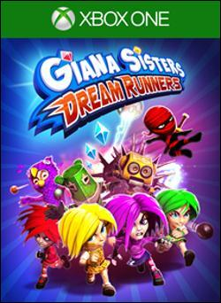 Giana Sisters: Dream Runners (Xbox One) by Microsoft Box Art