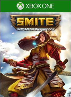 SMITE (Xbox One) by Microsoft Box Art