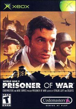 Prisoner of War Box art
