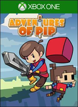 Adventures of Pip (Xbox One) by Microsoft Box Art