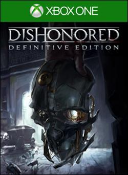Dishonored: Definitive Edition (Xbox One) by Bethesda Softworks Box Art