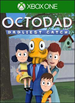 Octodad: Dadliest Catch (Xbox One) by Microsoft Box Art