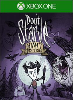 Don't Starve: Giant Edition (Xbox One) by Microsoft Box Art