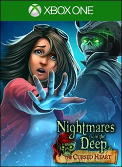 Nightmares from the Deep: The Cursed Heart (Xbox One) by Microsoft Box Art