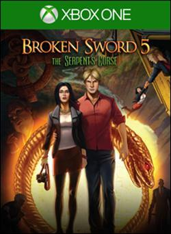 Broken Sword 5: The Serpent's Curse (Xbox One) by Microsoft Box Art