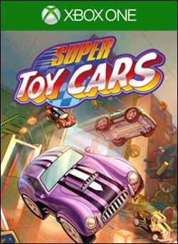Super Toy Cars (Xbox One) by Microsoft Box Art
