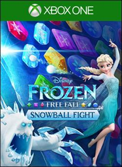Frozen Free Fall: Snowball Fight (Xbox One) by Disney Interactive / Buena Vista Interactive Box Art