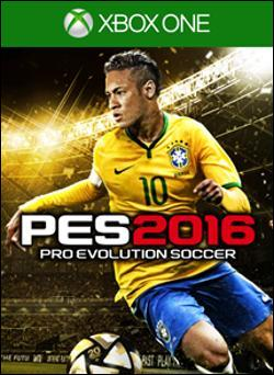 Pro Evolution Soccer 2016 (Xbox One) by Konami Box Art
