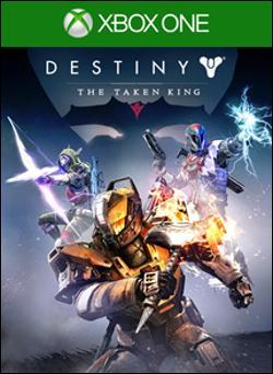 Destiny: The Taken King (Xbox One) by Microsoft Box Art