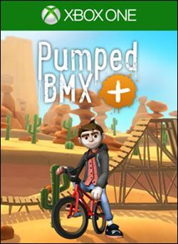 Pumped BMX + (Xbox One) by Microsoft Box Art