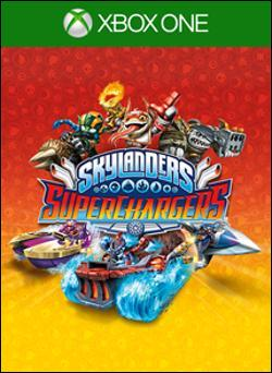 Skylanders SuperChargers (Xbox One) by Activision Box Art