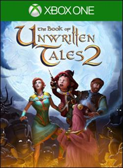 The Book of Unwritten Tales 2 (Xbox One) by Nordic Games Box Art