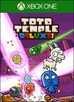 Toto Temple Deluxe (Xbox One) by Microsoft Box Art