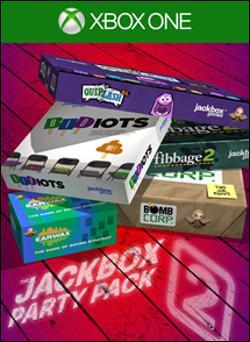 Jackbox Party Pack 2, The (Xbox One) by Microsoft Box Art