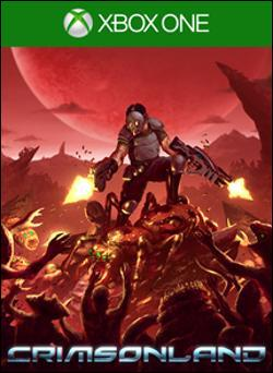 Crimsonland (Xbox One) by Microsoft Box Art