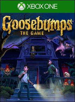 Goosebumps: The Game (Xbox One) by Microsoft Box Art