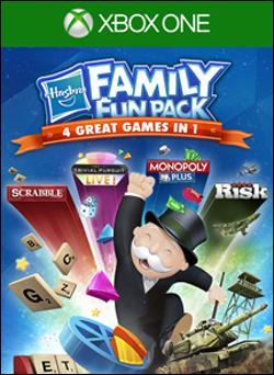 Hasbro Family Fun Pack (Xbox One) by Ubi Soft Entertainment Box Art