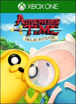 Adventure Time: Finn and Jake Investigations (Xbox One) by Microsoft Box Art