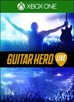Guitar Hero Live (Xbox One) by Activision Box Art