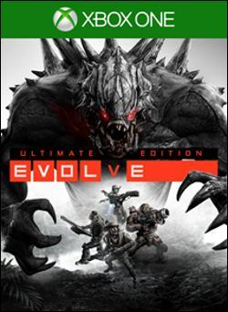 Evolve: Ultimate Edition (Xbox One) by 2K Games Box Art