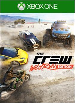 The Crew: Wild Run Edition (Xbox One) by Ubi Soft Entertainment Box Art
