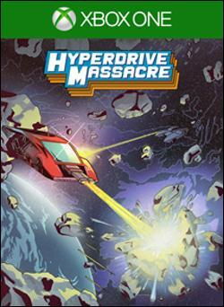Hyperdrive Massacre (Xbox One) by Microsoft Box Art