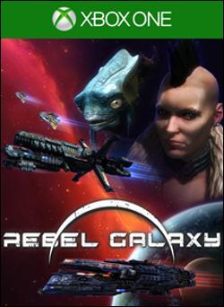 Rebel Galaxy (Xbox One) by Microsoft Box Art