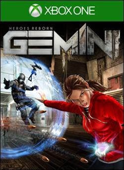 Gemini: Heroes Reborn (Xbox One) by Microsoft Box Art