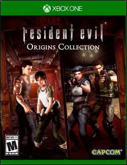 Resident Evil: Origins Collection (Xbox One) by Capcom Box Art