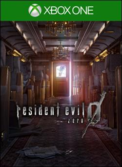 Resident Evil 0: HD Remaster (Xbox One) by Capcom Box Art