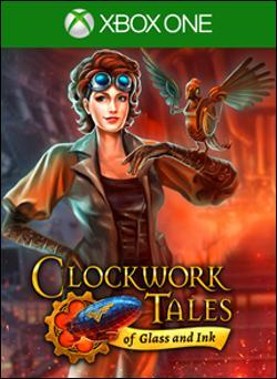 Clockwork Tales: Of Glass and Ink (Xbox One) by Microsoft Box Art