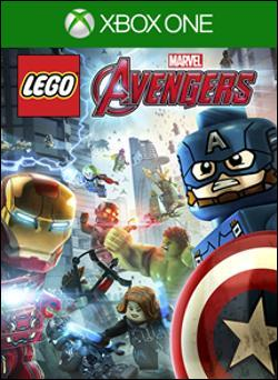 LEGO Marvel's Avengers (Xbox One) by Warner Bros. Interactive Box Art