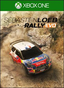 Sebastien Loeb Rally EVO (Xbox One) by Square Enix Box Art