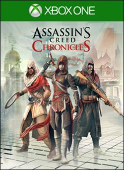 Assassin's Creed Chronicles (Xbox One) by Ubi Soft Entertainment Box Art