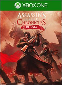 Assassin's Creed Chronicles: Russia (Xbox One) by Ubi Soft Entertainment Box Art