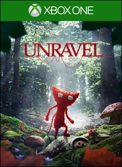 Unravel (Xbox One) by Electronic Arts Box Art