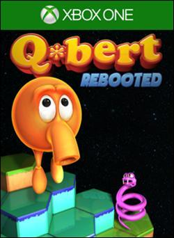 Q*bert: Rebooted: The XBOX One @!#?@! Edition (Xbox One) by Microsoft Box Art