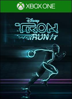 TRON RUNr (Xbox One) by Disney Interactive / Buena Vista Interactive Box Art
