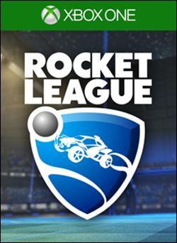 Rocket League (Xbox One) by Microsoft Box Art