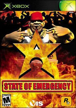 State of Emergency (Xbox) by Take-Two Interactive Software Box Art
