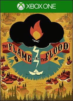 The Flame in the Flood (Xbox One) by Microsoft Box Art