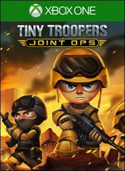 Tiny Troopers: Joint Ops Box art