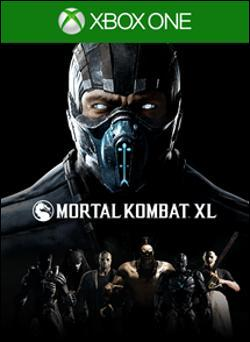 Mortal Kombat XL (Xbox One) by Warner Bros. Interactive Box Art