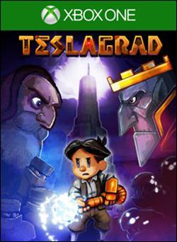 Teslagrad (Xbox One) by Microsoft Box Art