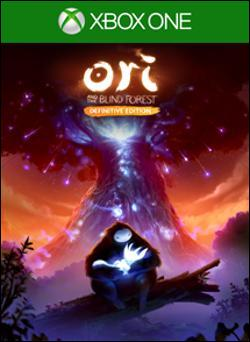 Ori and the Blind Forest: Definitive Edition (Xbox One) by Microsoft Box Art
