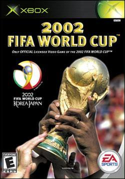 Fifa World Cup 2002 (Xbox) by Electronic Arts Box Art