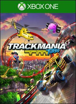Trackmania Turbo (Xbox One) by Ubi Soft Entertainment Box Art