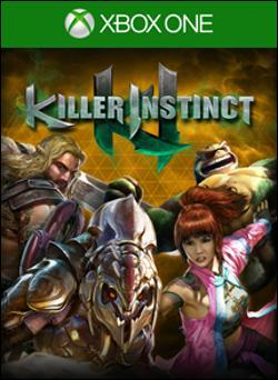 Killer Instinct Season 3 (Xbox One) by Microsoft Box Art