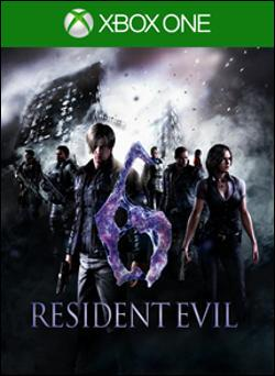 Resident Evil 6 (Xbox One) by Capcom Box Art