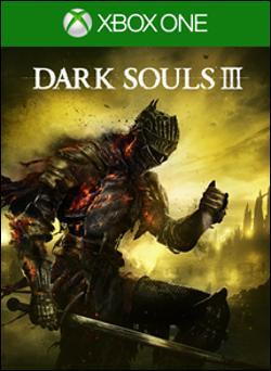 Dark Souls III (Xbox One) by Ban Dai Box Art